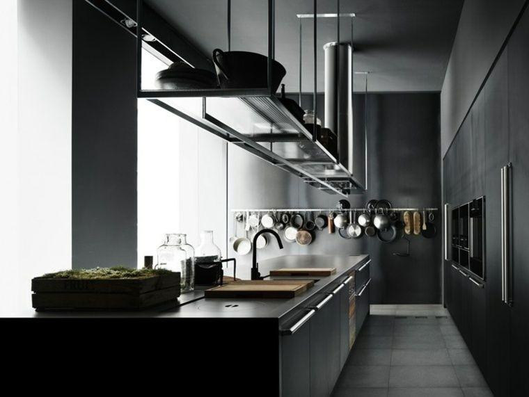 Ultra Moderne Keukens : Cuisine ultra moderne la cuisine équipée boffi code kitchen