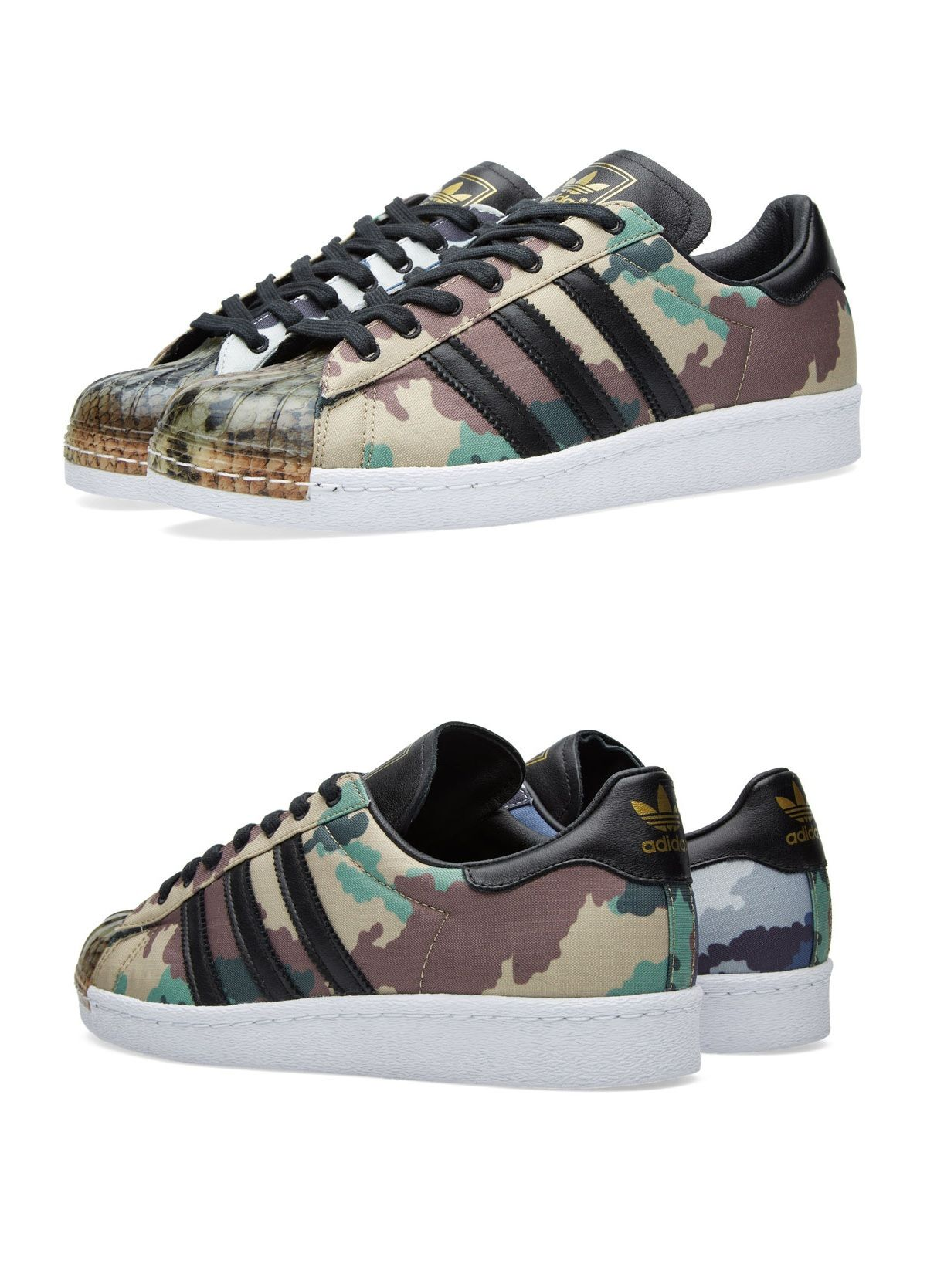 adidas superstar zapatos camuflaje