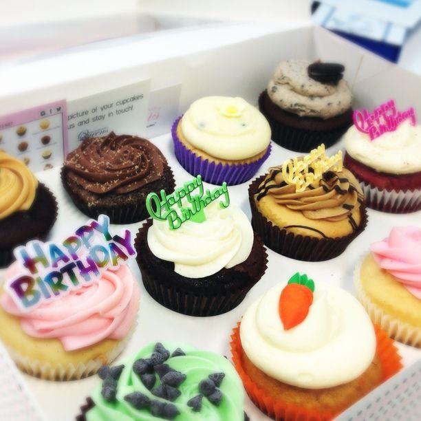 The Cupcake Queens Richmond Australia By Stephanie Mizuno Birthday TreatsBirthday CupcakesCupcake QueenMelbourne