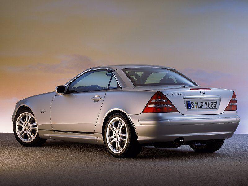 2003 Mercedes Benz Slk Final Edition Hearst Magazines Mercedes