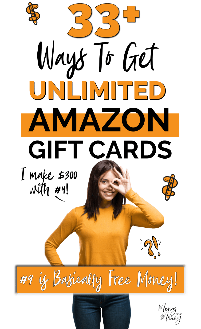 Photo of 33+ Legit Ways To Get Free Amazon Gift Cards ?️ in 2019 | Merry for Money