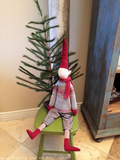 Have a Daily Cup of Mrs Olson-Maileg Pixie Collecting ideas - christmas decor pinterest