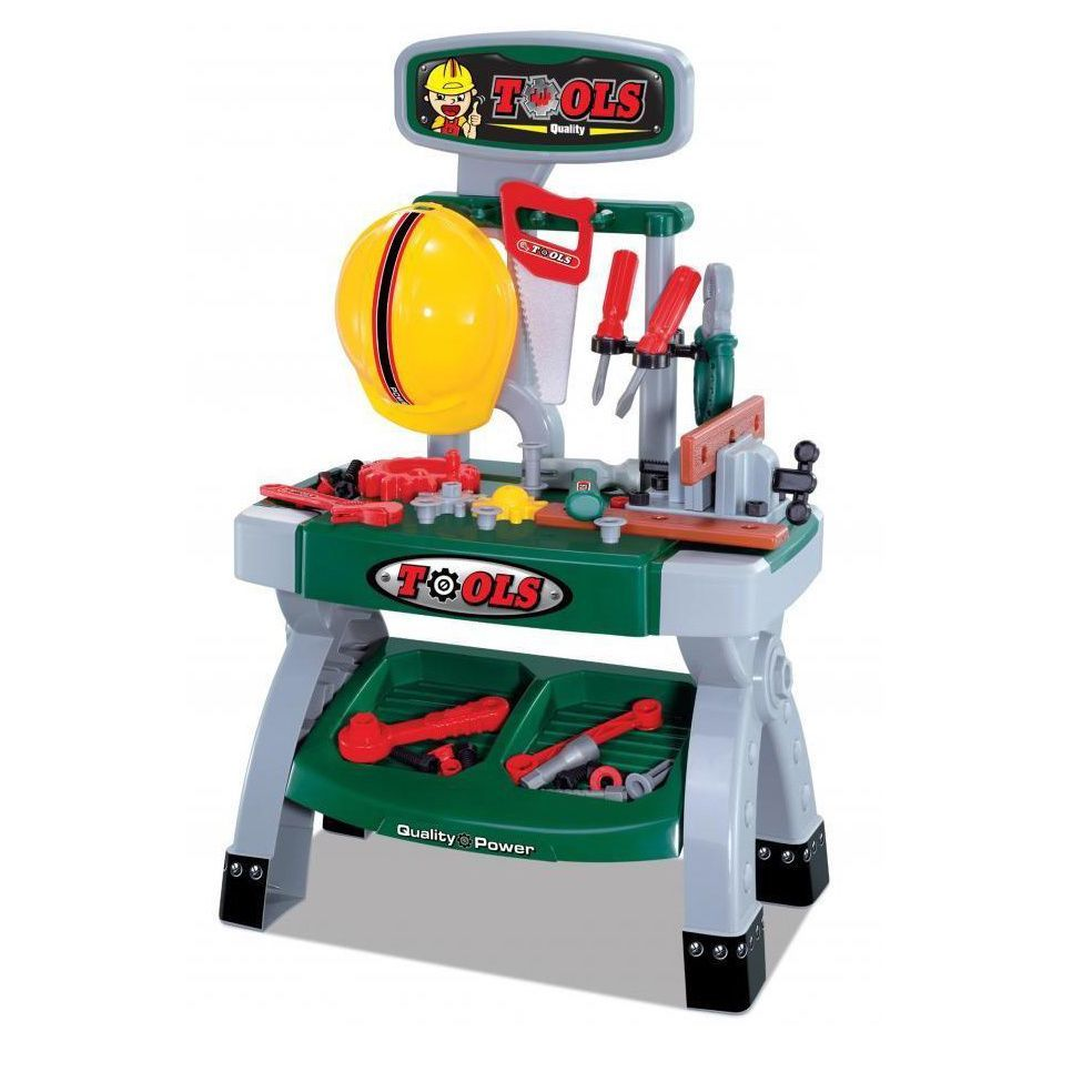 c689639c1d3b Merske Berry Toys Workbench and Tools Play Set