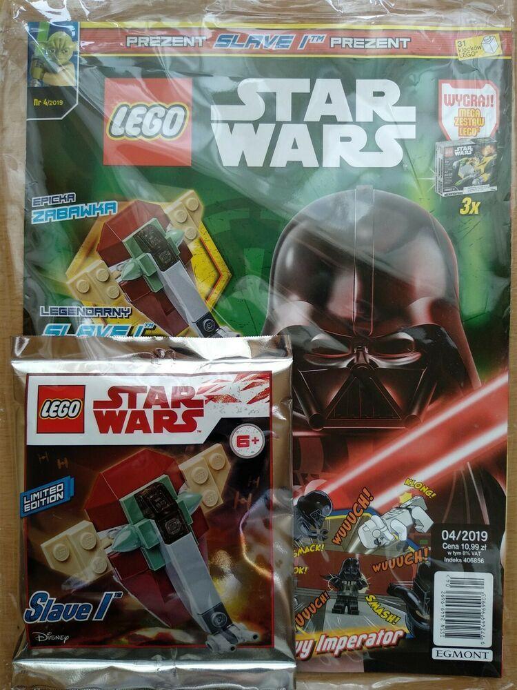 Lego Star Wars 42019 Slave I Limited Edition Mini Figure Polish