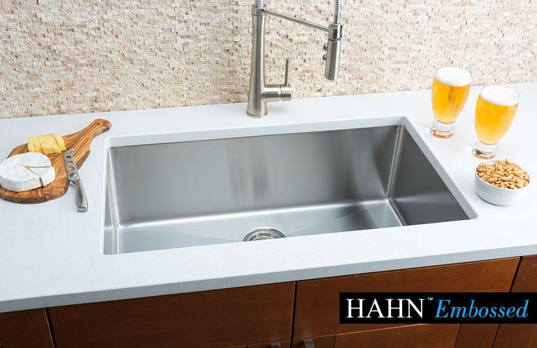 Extra Large Single Bowl 32x18 Single Bowl Sink Sink