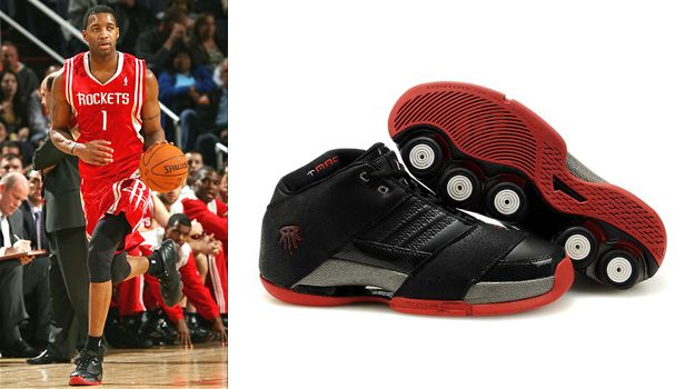 great fit 16758 901fb adidas T-Mac 6