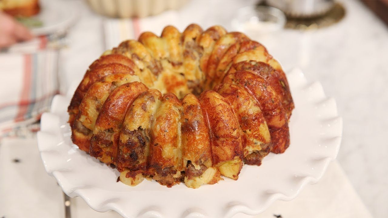 Make This For Breakfast: Sausage, Apple, and Cheddar ...