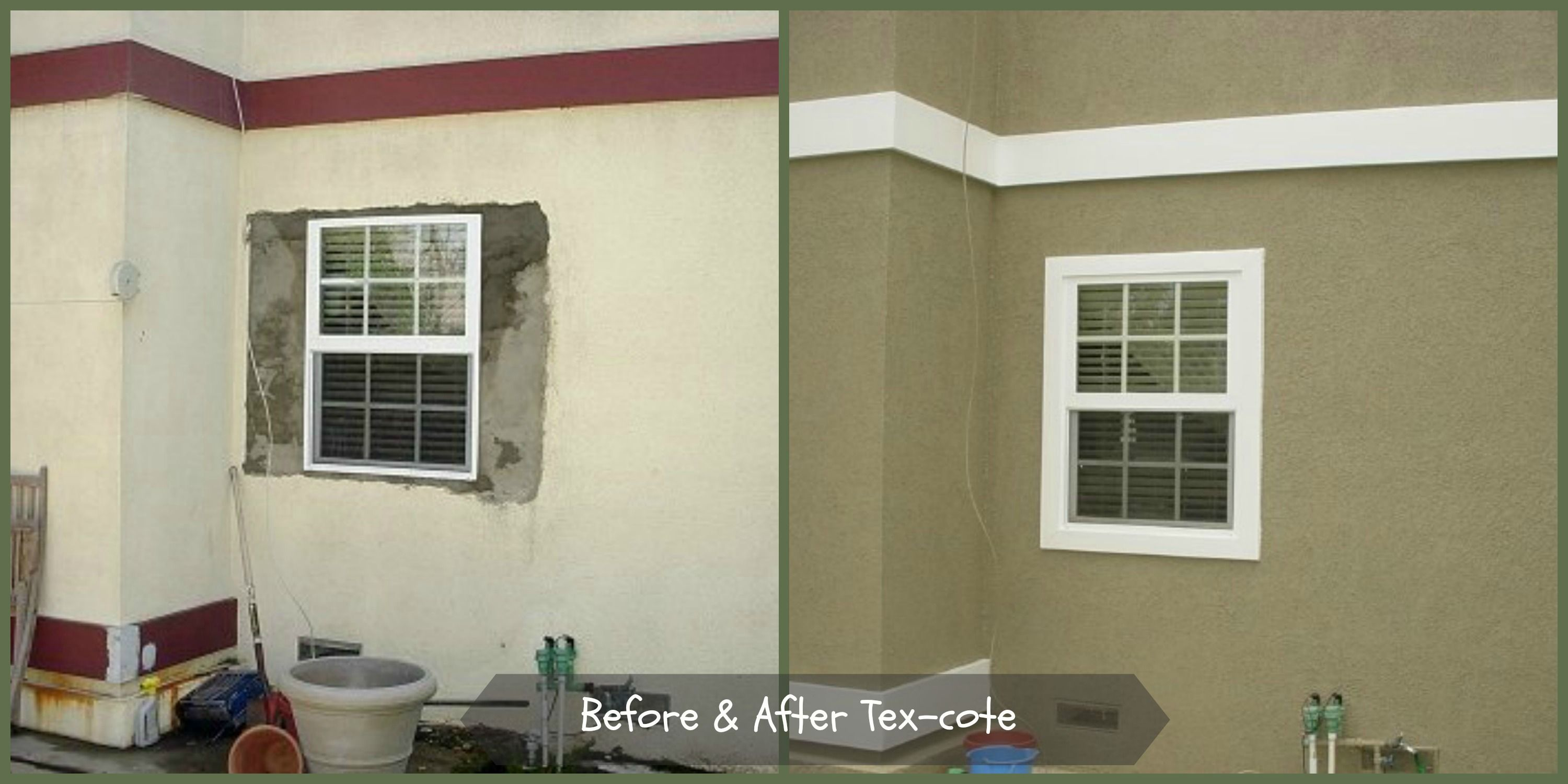 Before And After Tex Cote Anlin Window Systems More Than A Window It S A Window Systems From Conc Vinyl Replacement Windows Energy Efficient Homes Windows