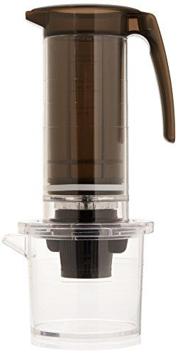 Cafejo Mfp011kbrzi My French Press Capsule Single Cup Brewer With
