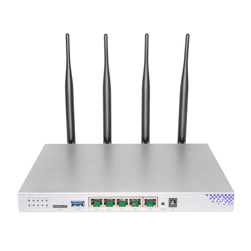 Mt7621a 1200mbps Ac Router Gigabit 10 100 1000m Ports Wifi Router With Sata Slot Wireless Router Wifi Wireless Wifi Router