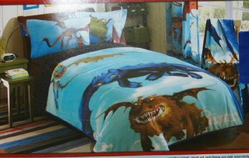 How To Train Your Dragon Bedroom Decor