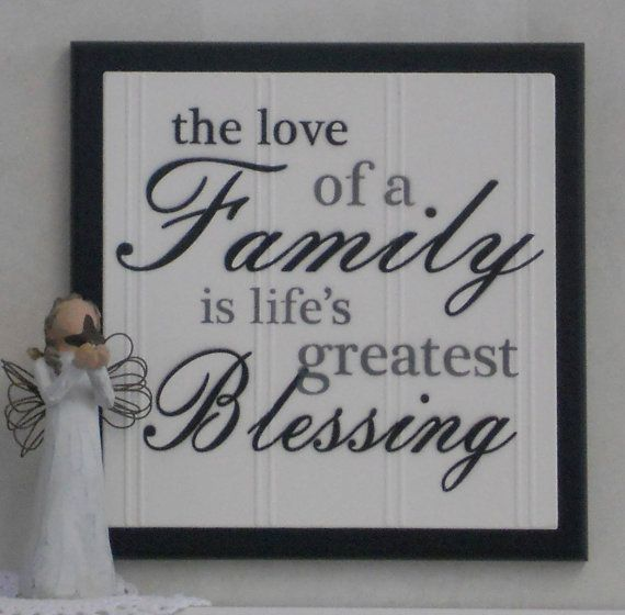 Download The Love Of A Family Is Life's Greatest Blessing by ...