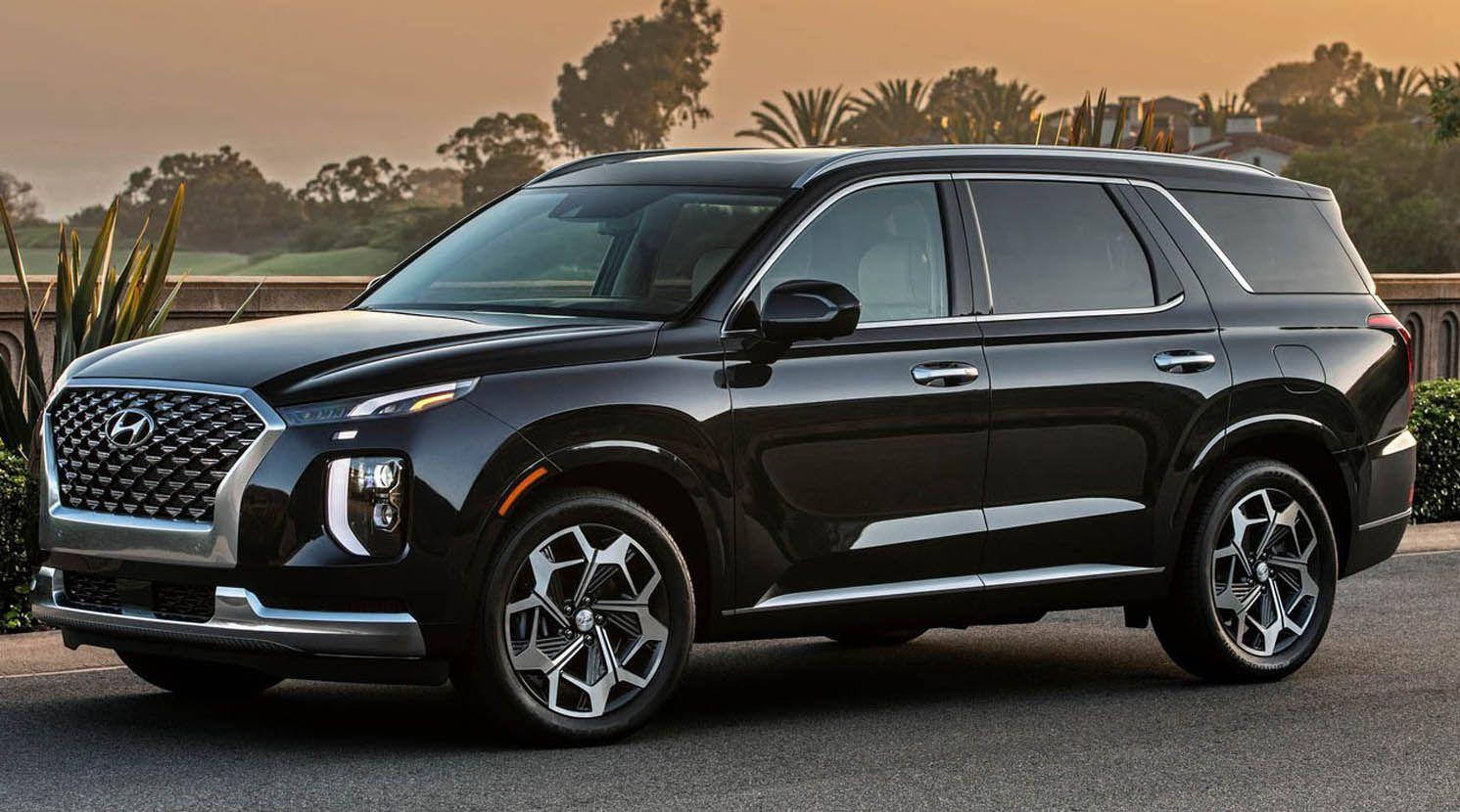 هيونداي باليسيد كاليغرافي الجديدة 2021 لمسات فخامة اضافية على سيارة الدفع الرباعي العائلية الأنيقة موقع ويلز In 2020 Hyundai Upcoming Cars Car