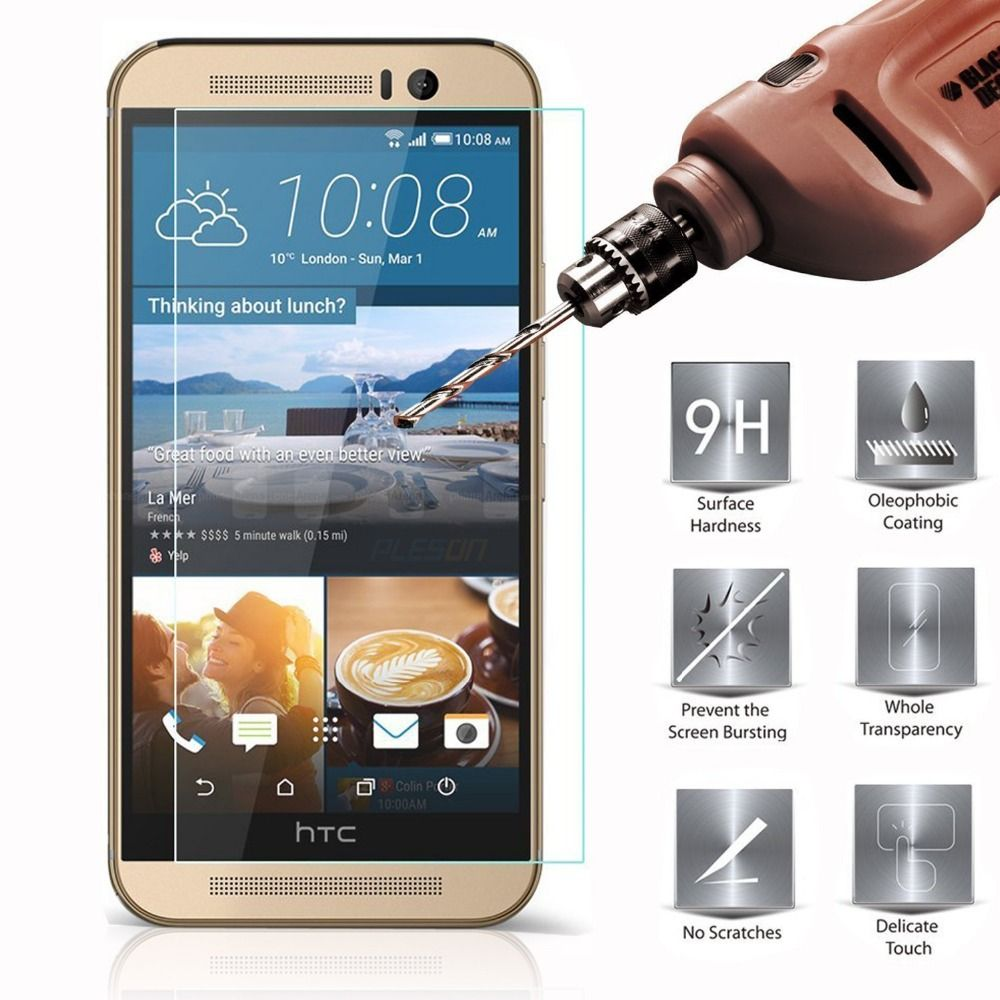 For Htc ჱ 10 M10 Screen Protector Film Tempered Glass For Htc Desire 820 326 626 Eye Screen Protector Glass Screen Protector Tempered Glass Screen Protector