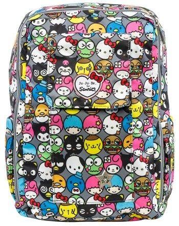 aac5516c03 Infant Ju-Ju-Be For Hello Kitty  Mini Be  Backpack - Grey