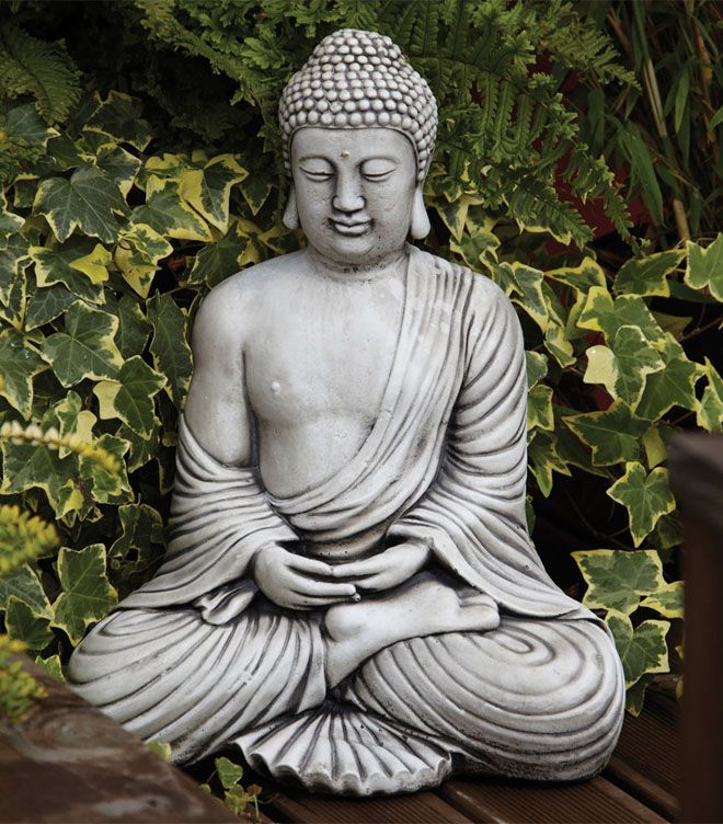 Buddha Garden Statue, Buddha Garden Statues