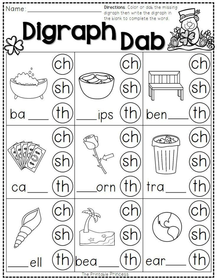 Pin by Ashley Murph on Kid Stuff | Kindergarten literacy, Phonics ...
