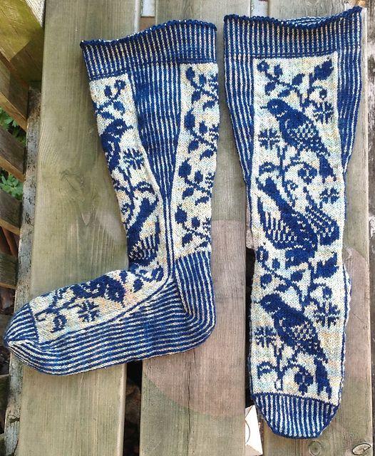 Knit Socks Ravelry And Patterns On Pinterest