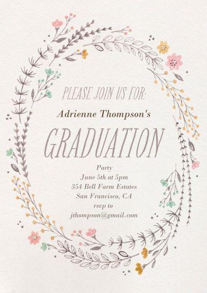 Graduation Cards Graduation Announcements Grad Announcements Snapfish Grad Party Invitations Graduation Announcement Cards Grad Invitations