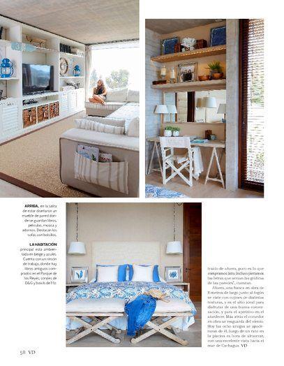 El Mercurio - Revista VD Salita Pinterest Mercurio, Casa playa