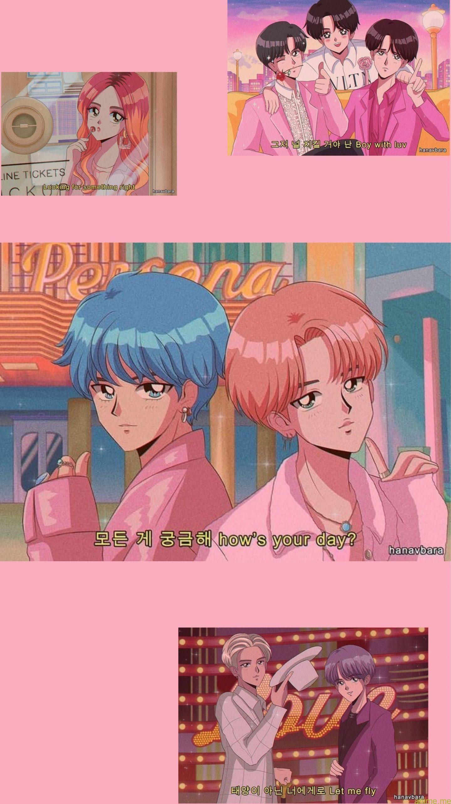 ✔ Anime Aesthetic 90s iPhone #animeedits #animestyle #animekawaii