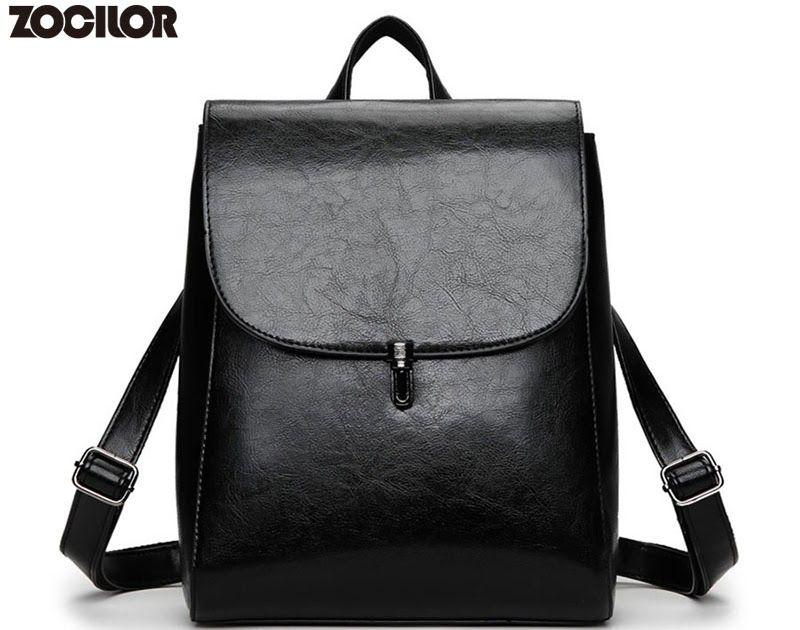 3417d63613ec Discount !! Fashion Women Backpack High Quality Youth Leather ...