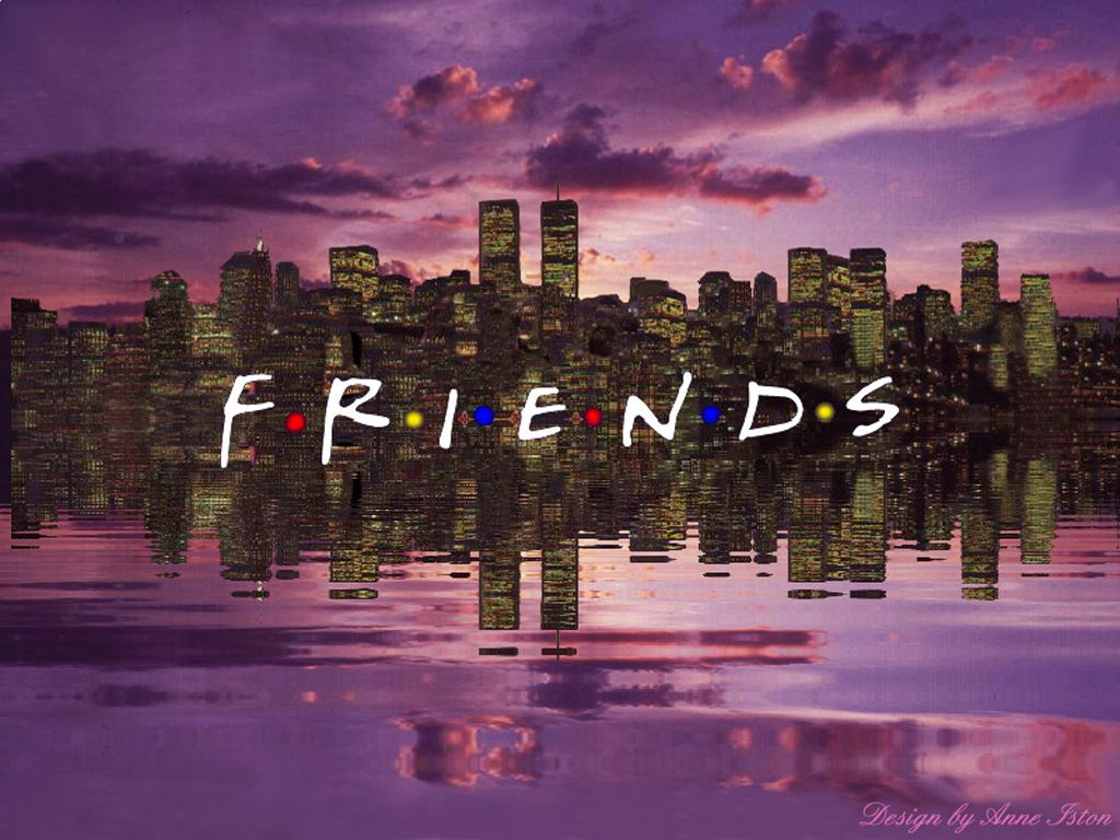 Desktop Wallpaper Friends Tv Friends Tv Show Friends Tv Quotes