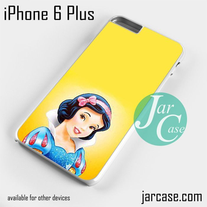 Snow White YDP Phone case for iPhone 6 Plus and other iPhone devices