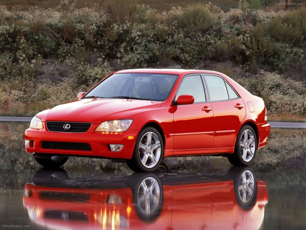 lexus is 300 red Lexus Pinterest Red and Toyota