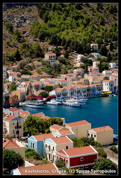 GREECE CHANNEL | Kastelorizo