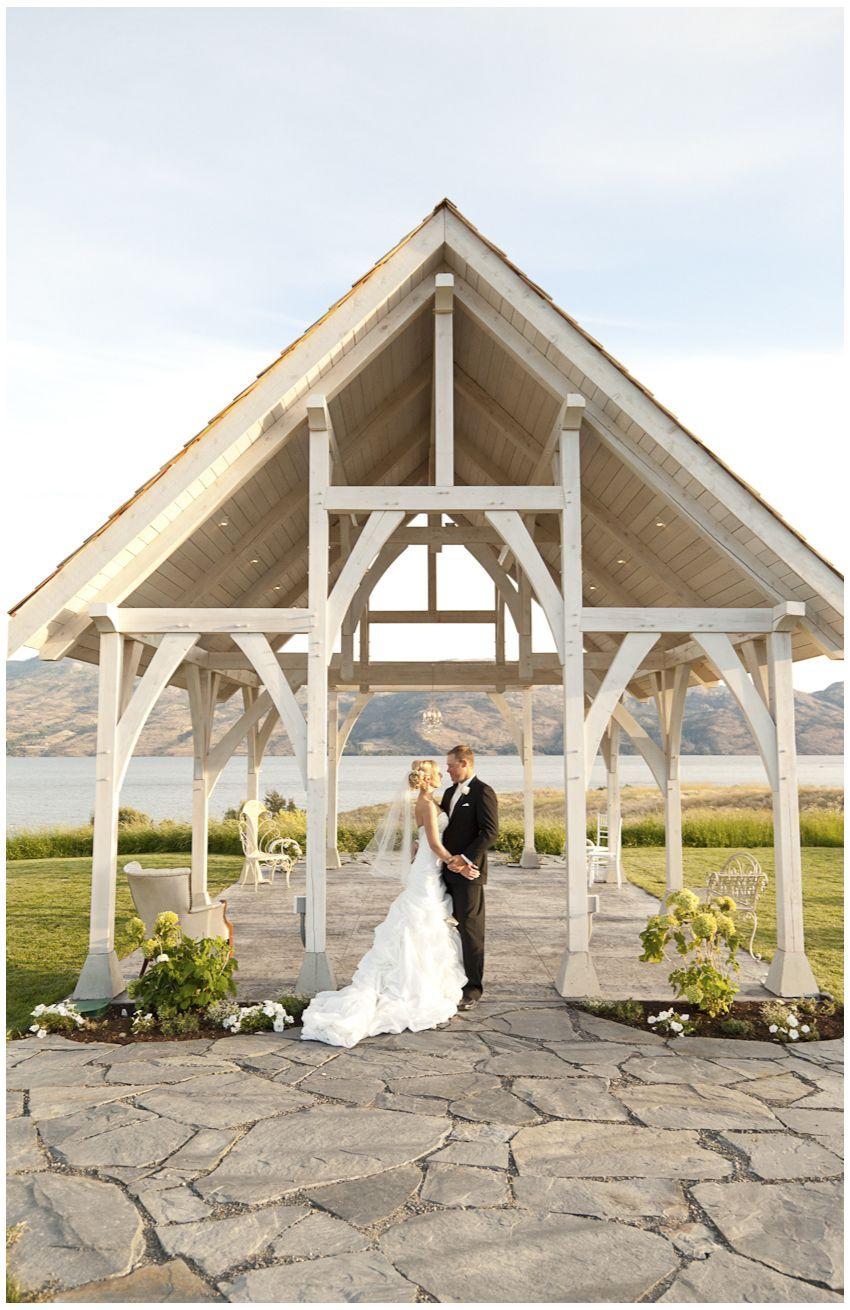 At Sanctuary Gardens - Okanagan Outdoor Wedding Venue in West Kelowna, B.C., Canada / Wedding Photographer - Candid Apple Photography
