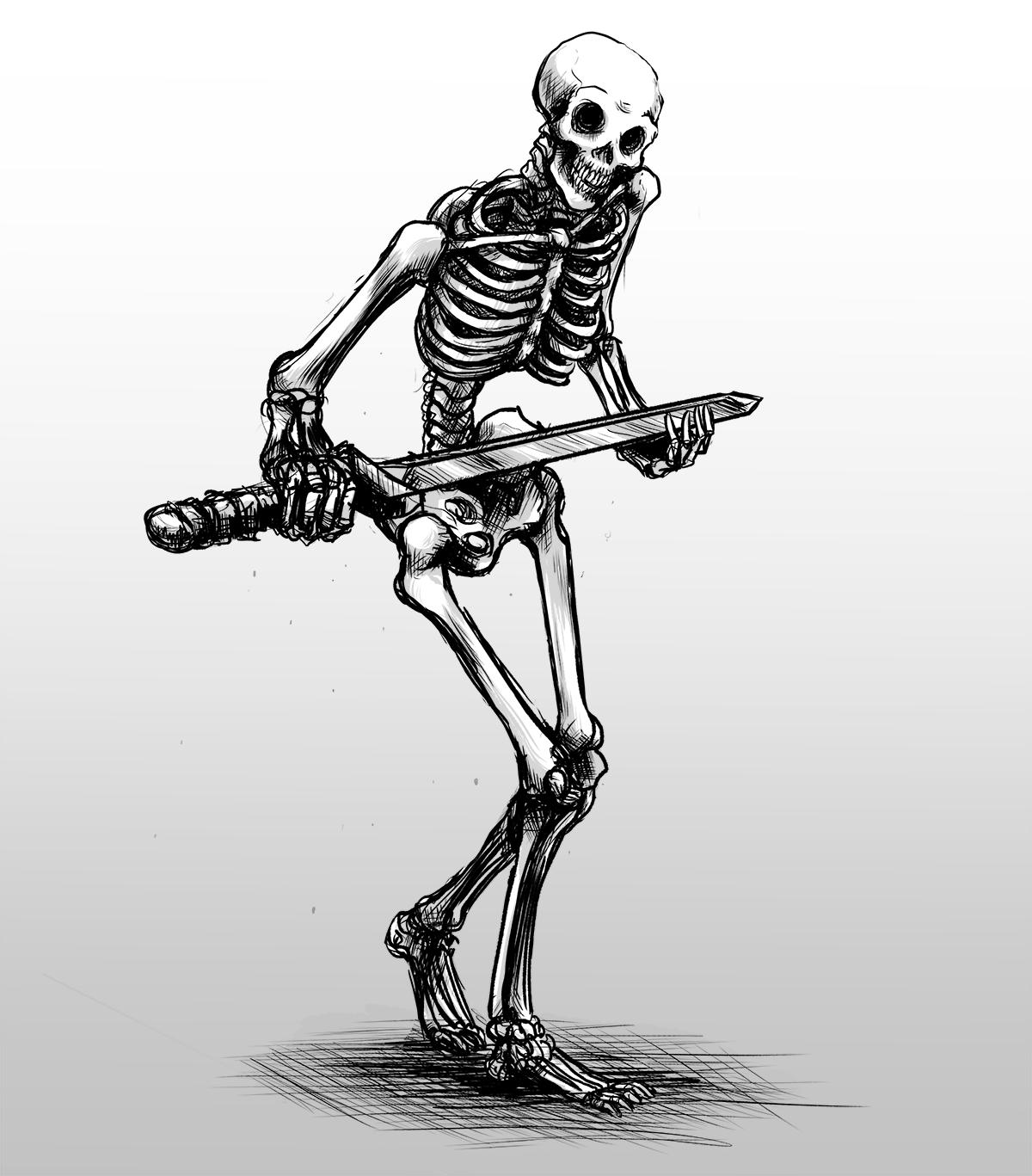 картинки с скелетиком образом, дословно наименование