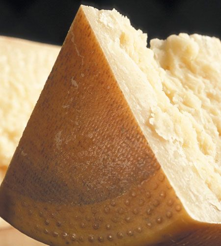 #Pecorino Sardo was awarded D.O.P. status in 1996. This pressed sheep milk cheese from #Sardinia can be enjoyed on its own, or when well aged it can be used as a grating cheese.