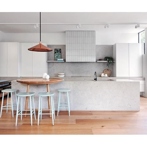 Kitchen Design Melbourne: Melbourne Home Achieves Palette Perfection