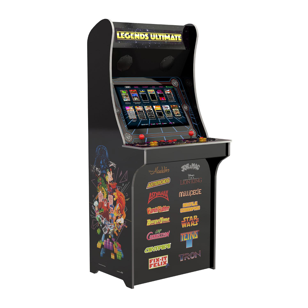 Legends Ultimate Home Arcade Special Edition (With images