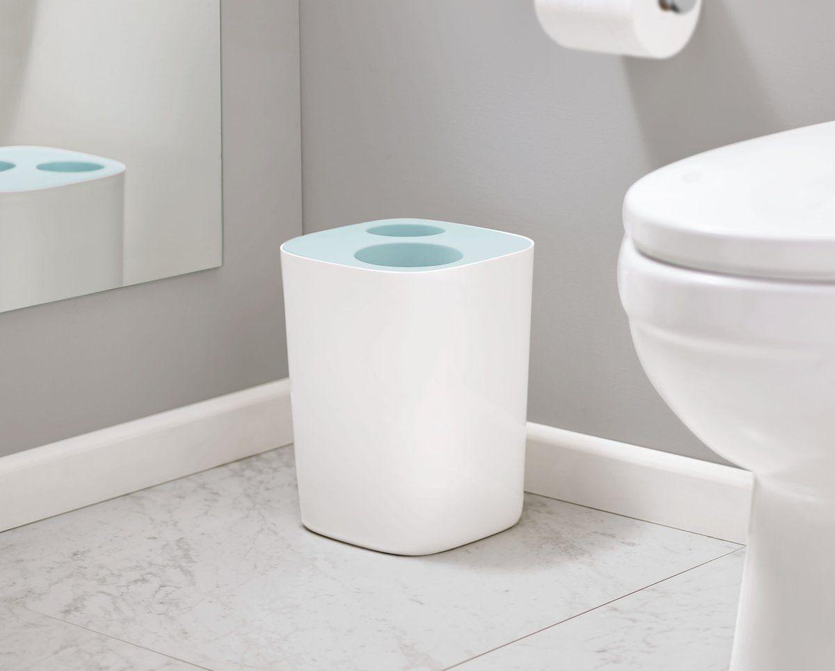 Split 8 Waste Recycling Bin Bathroom Bin Bathroom Accessories Bathroom Decor