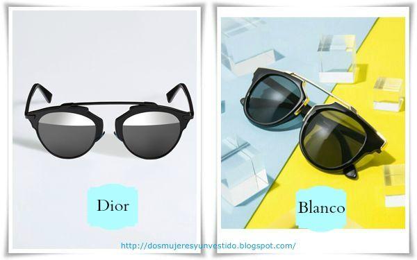 Clon Dior vs Blanco