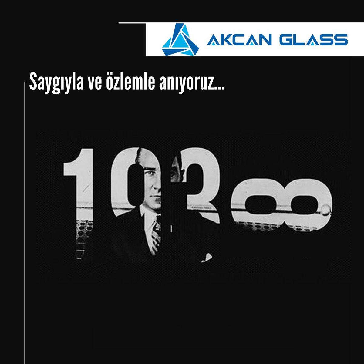 Gazi Mustafa Kemal Atatürk'ü aramızdan ayrılışının 82. yıldönümünde saygıyla ve özlemle anıyoruz.. . . . #10kasım #10kasım1938 #atamizindeyiz #10kasımatatürküanmagünü