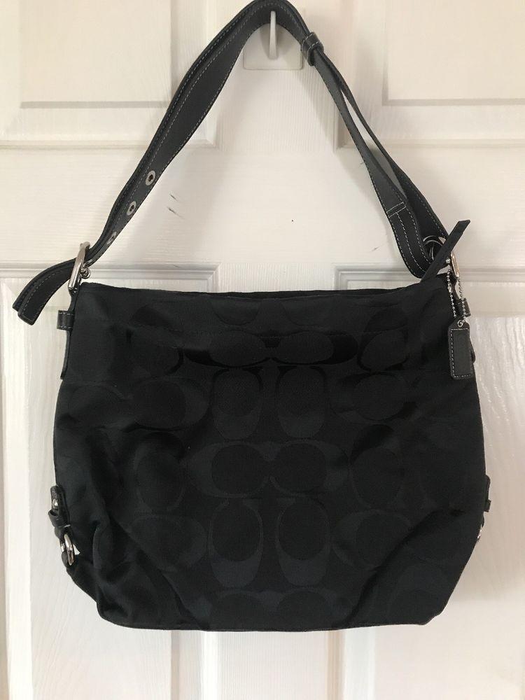 Coach Handbags Used Fashion Clothing Shoes Accessories Womensbagshandbags Ad Ebay Link