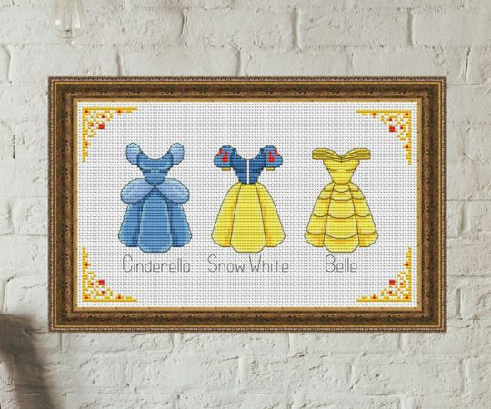 Avrora Cross Stitch