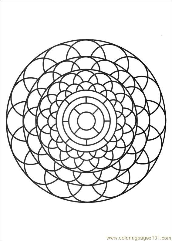 Nice Painting Coloring Pages 64 Free Printable Mandala Coloring
