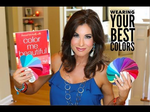 Wearing Your Best Colors Youtube Tracy Hensel Fashion
