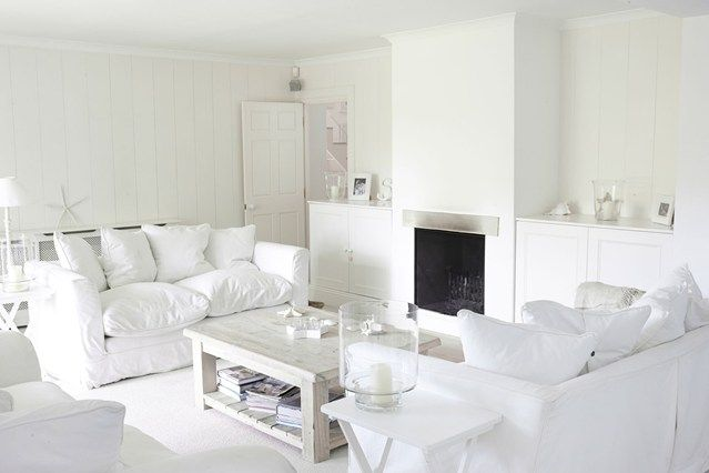 How To Do A White Living Room Small Living Rooms Best Living