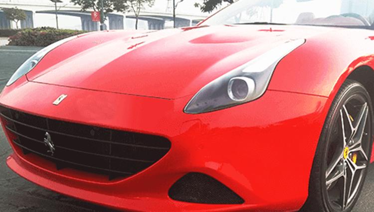 Rent Ferrari California In Dubai Ferrari California Ferrari Car