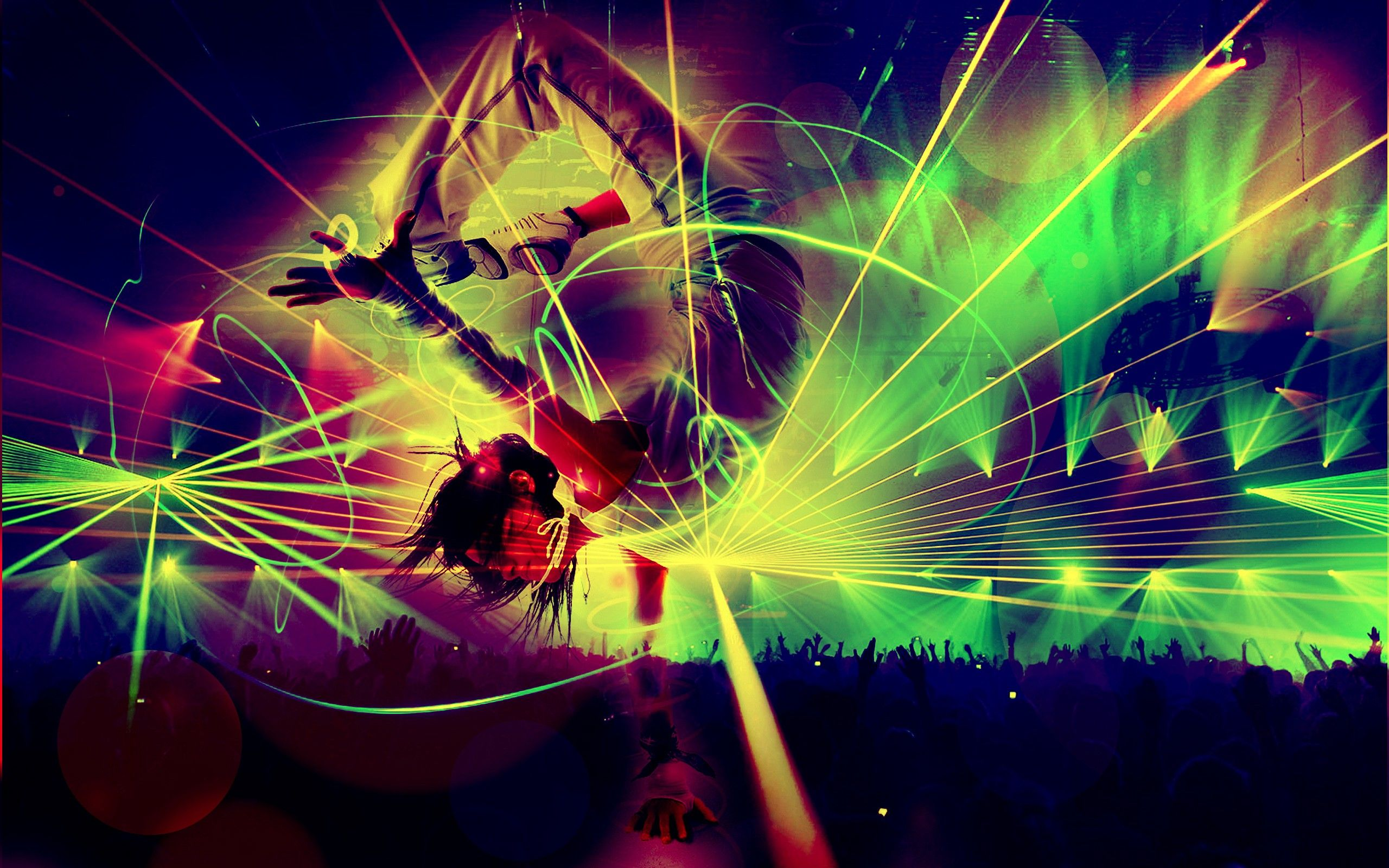 Party Dance Psychedelic Rave Dancing Wallpaper Cool Backgrounds Dance Workshop