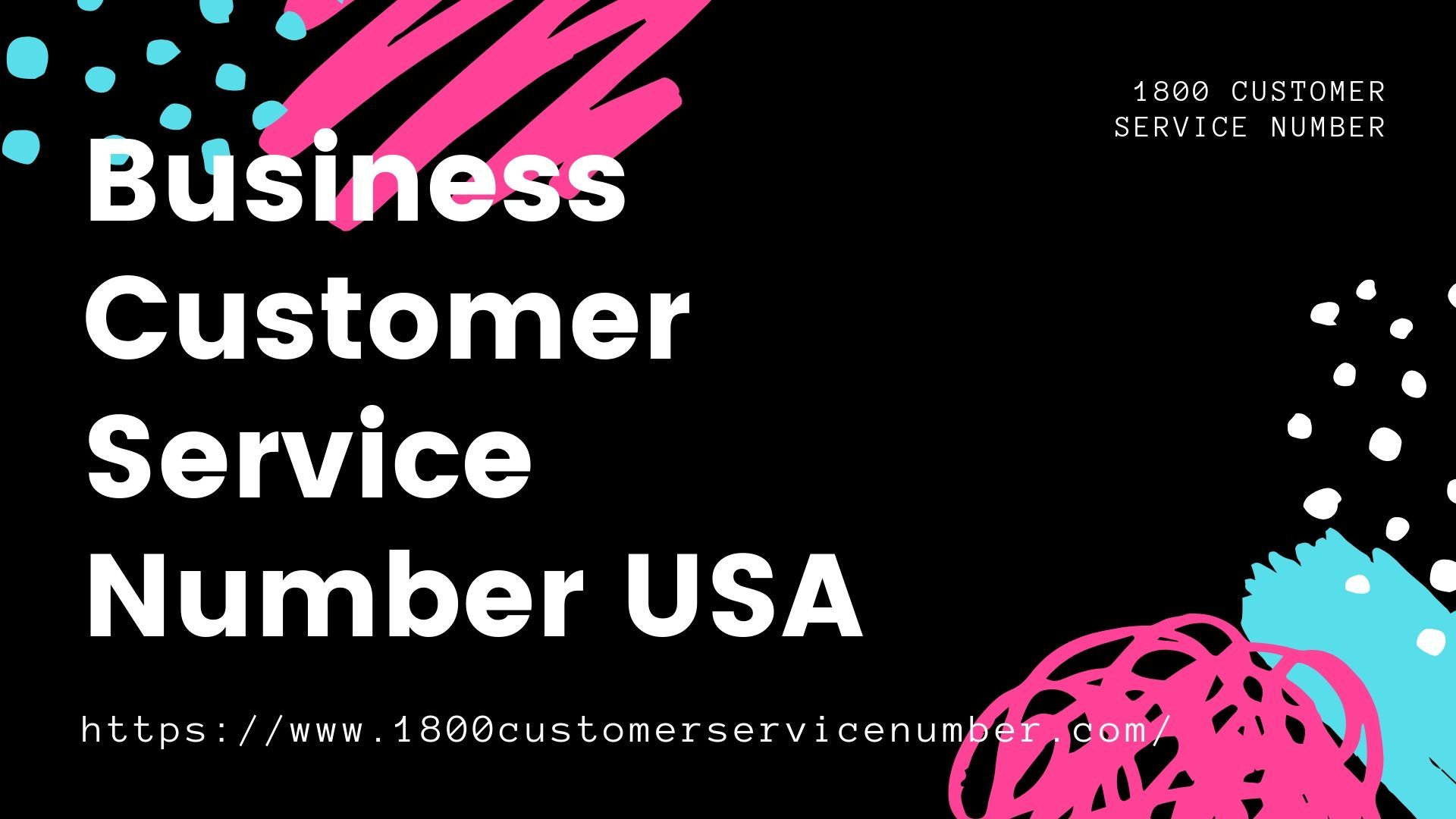 Business Customer Service Phone Number Business customer