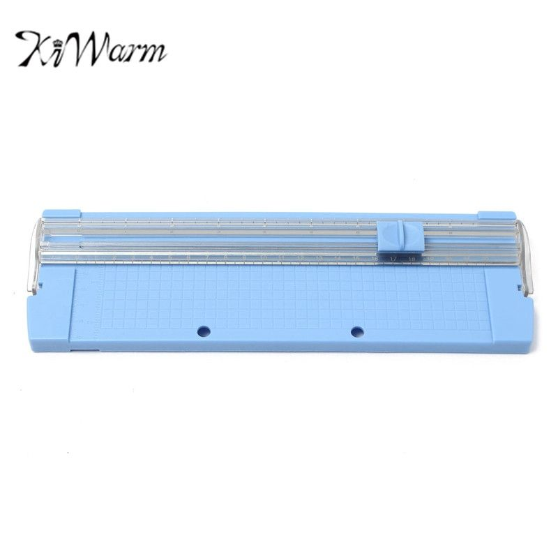 Kiwarm Portable A4 A5 Precision Photo Paper Cutter Trimmer Scrapbook Card Art Trimmer For Office School Diy Craft P Paper Crafts Diy School Diy Scrapbook Cards