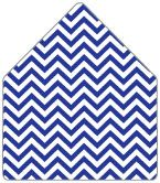 Chevron Comet A6 Envelope Liner (for A6 envelopes) - 25/Pk