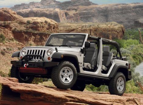 Jeep Wrangler Unlimited 40L