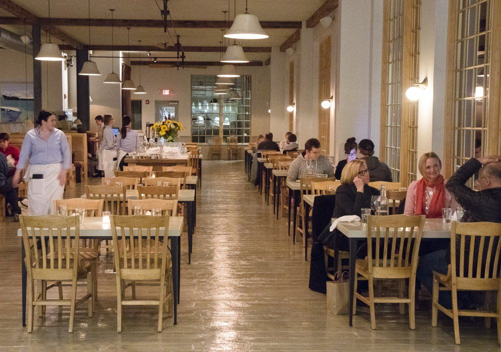 New Restaurant From Sam Hayward And Dana Street Opens On Portlands